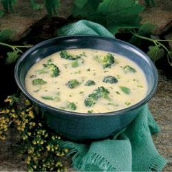 Soup Supreme cream of broccoli