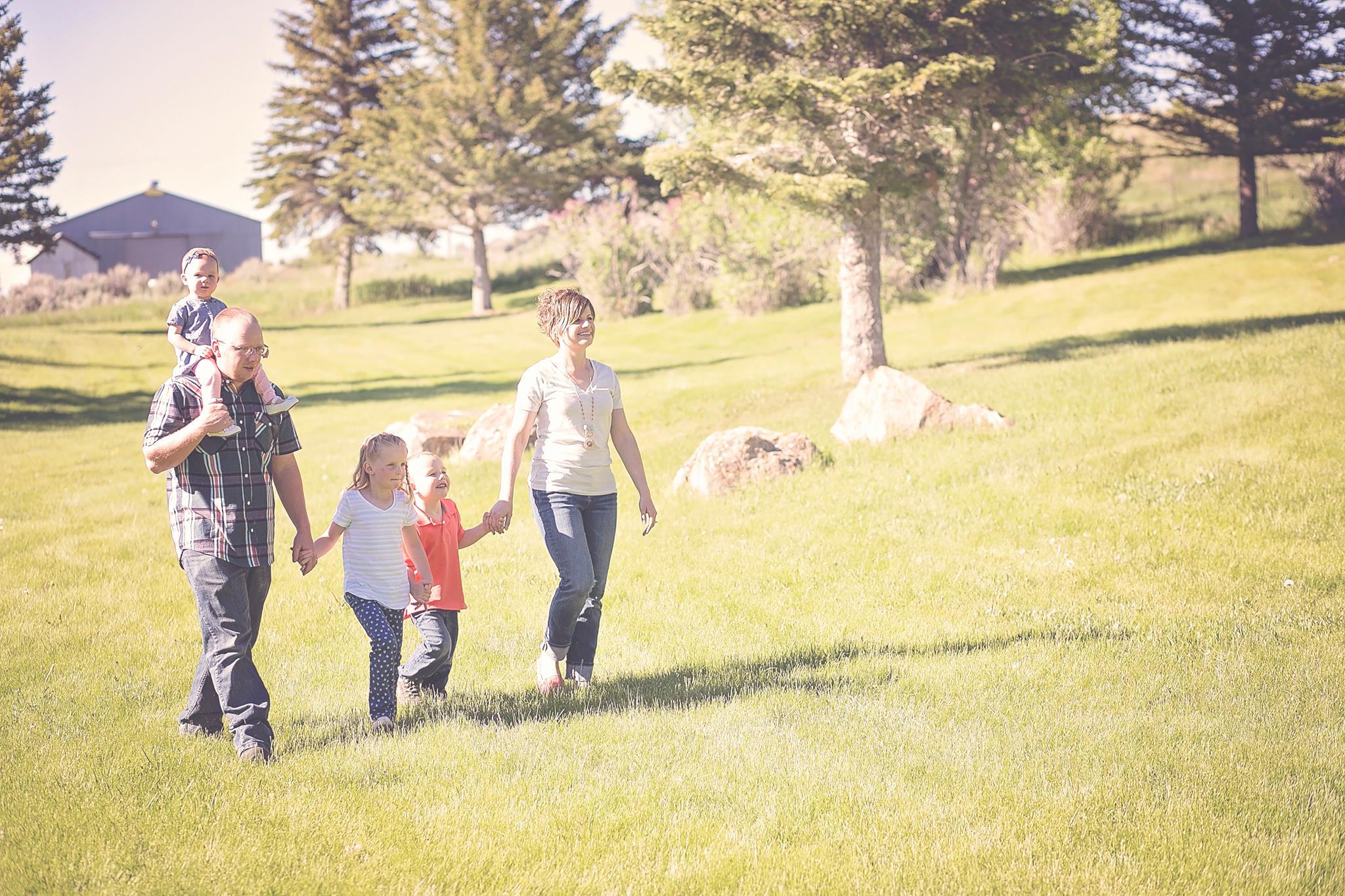 McKenzee Ellis family