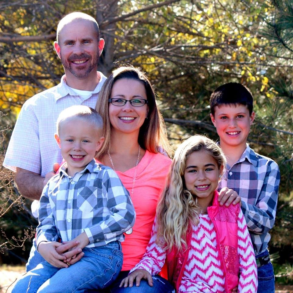 Haley Notter family
