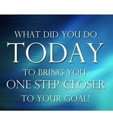 Todays goal