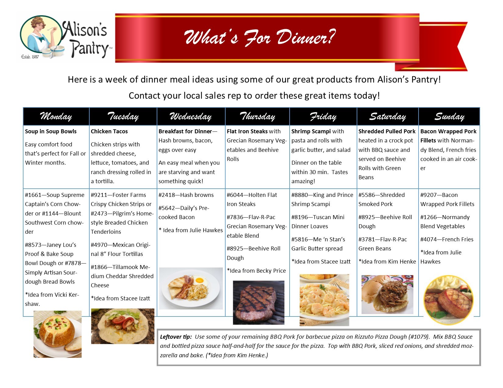 week-of-meals